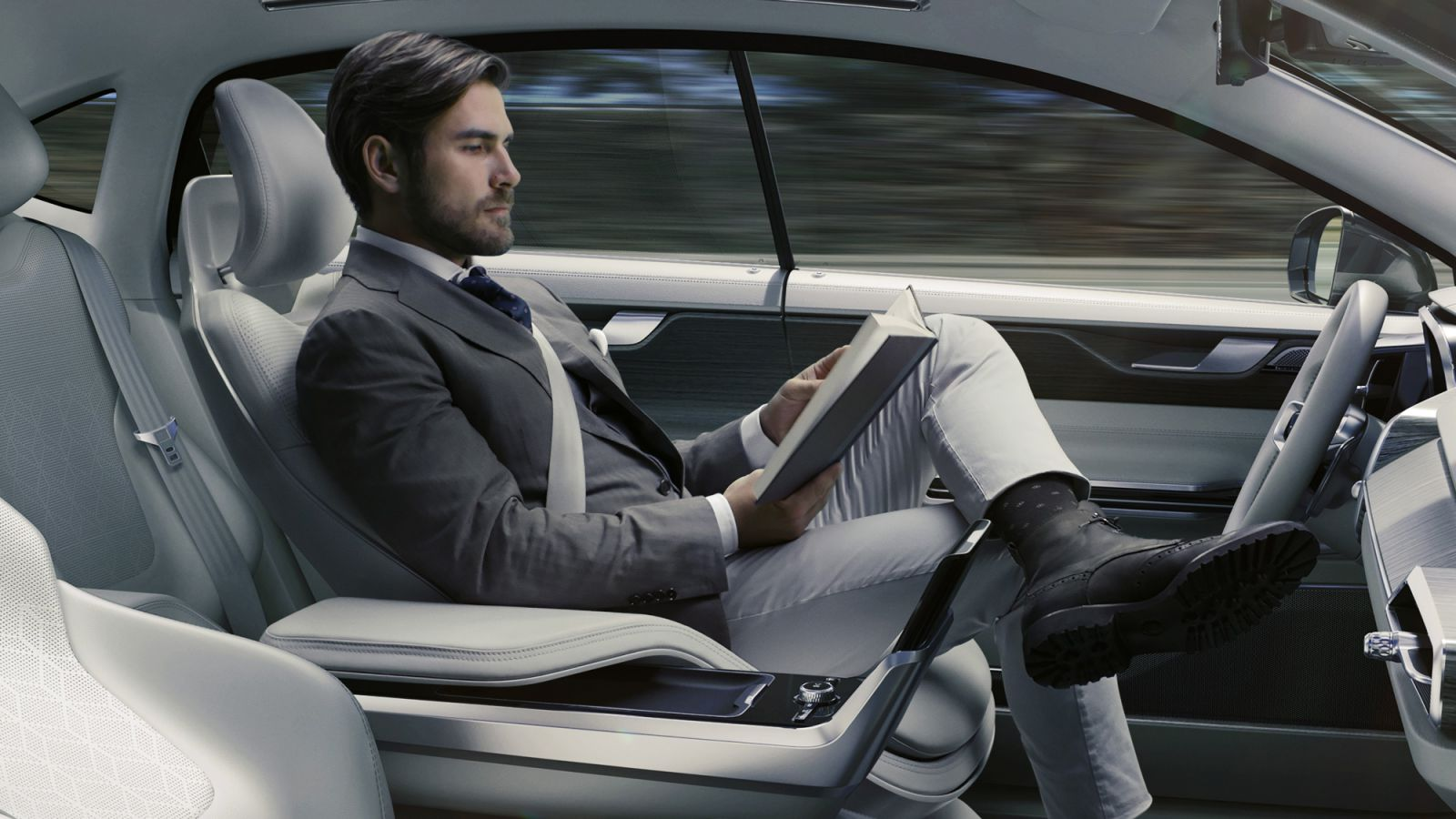 Are Self-Driving Vehicles going to lead to Mass Redundancies?